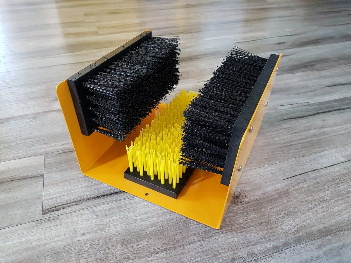 Busy-Bee-Brushware-Boot-Cleaner-Safety-Yellow