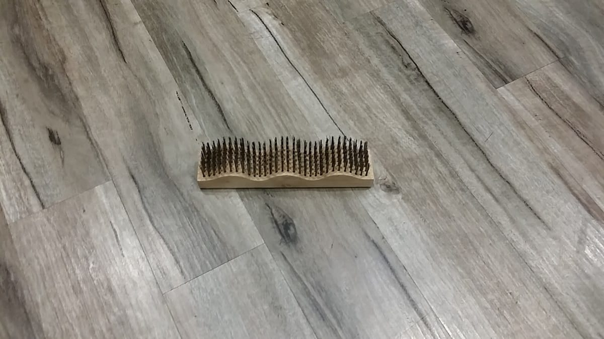 Wire Corrugated Roof Brush | Busy Bee Brushware