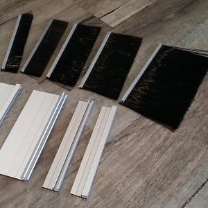 Strip Brush and Garage Door Seals