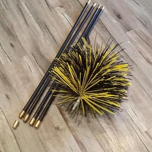 Flue and Chimney Brush Kits