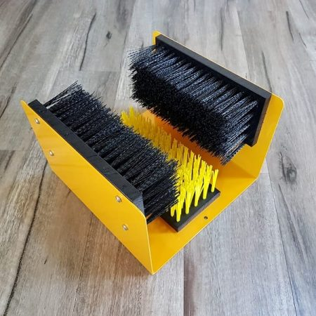 Industrial Brush Boot Cleaners