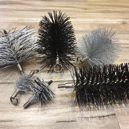 Flue Cleaning Brush and Chimney Cleaning Brush Range